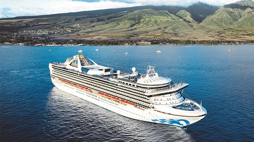 princess cruises to alaska 2020