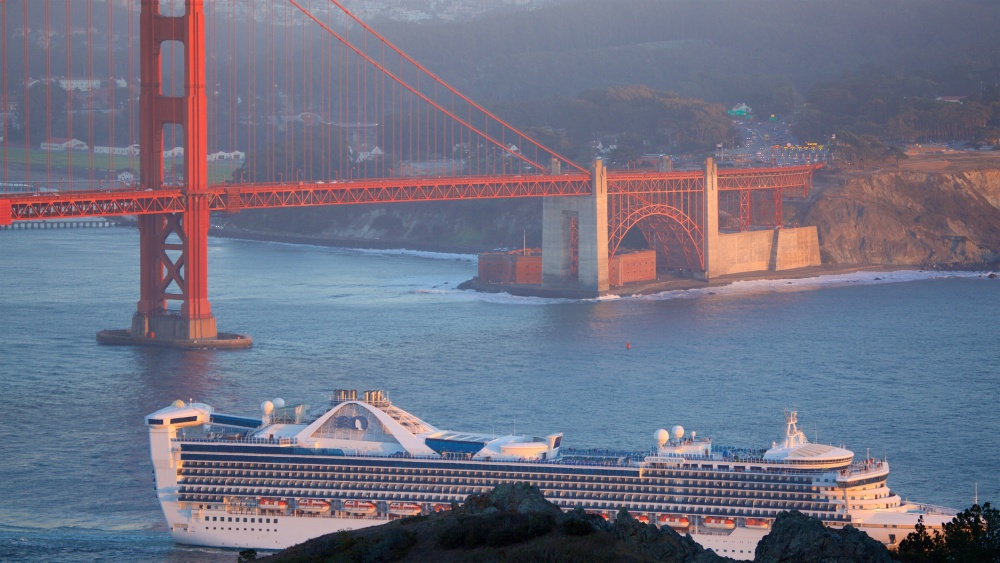 Cruises from San Francisco, California